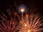 Fireworks Up-Close by Swanee3