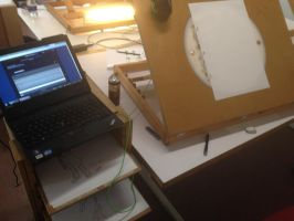 My Working Station by Cid-Alderlaine
