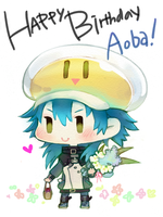 Aoba's Birthday! by Memipong