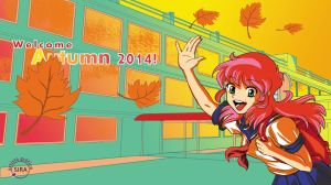 Welcome Autumn! by sira