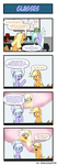Pony 4 Koma - Glasses by Reikomuffin