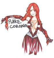 Flare by BarsOrigami