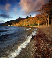 Autumn on the Loch by DL-Photography