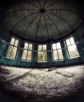 The Green Room by B5160-R
