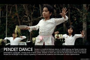 Pendet Dance by unfaith12