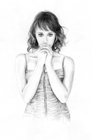 Rashida Jones by TheSuperJman