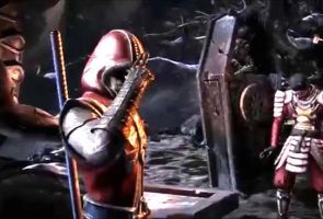 MKX Gif - Ermac vs Kenshi - My puppet by Ermacplz