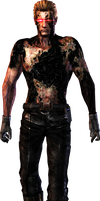 the mercenaries - Wesker render by WeskerFan1236