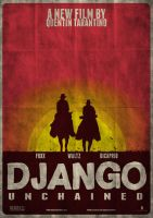 Django Unchained by JSWoodhams