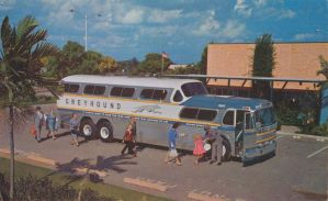 Greyhound Super Scenicruiser by Yesterdays-Paper