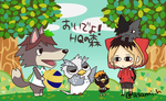 HQ _animal crossing by asami-h