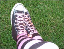 my chucks by 13allerina