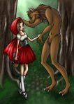 Red and the Wolf by Anlly