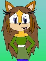 Shimmer flat colored waist-up shot with BG 2 by 116555