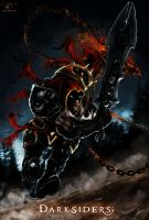 Darksiders Last Day by ilker-yuksel