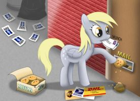 WTH R U DOING Derpy by BB-K