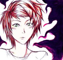 Androgynous. by GreenSyndrome68