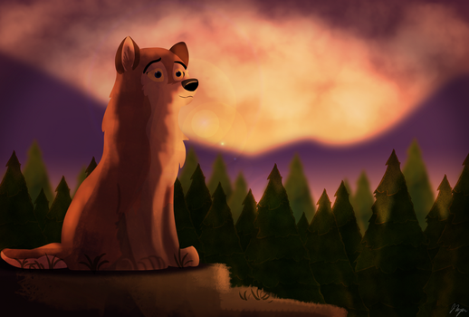 One with Nature by Lazar-Arts