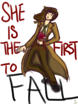 Les Mis: She will not die in vain by MissSpock