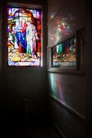 Stained Glass Window by pinknfuzzy4711