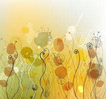 Abstract-Floral-Background-Vector-Illustration by vectorbackgrounds