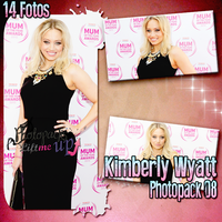 Photopack 08 Kimberly Wyatt by PhotopacksLiftMeUp