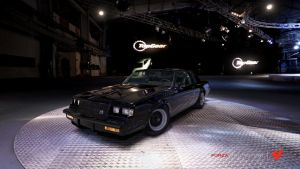 Forza 4 Buick GNX at Top gear home space by hernandez2