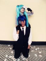 My other face is a liar - VOCALOID by miyuki-chan8D