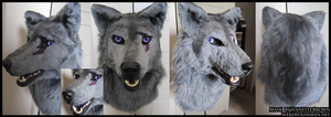 xXChibiWolfXx mask commission by sugarpoultry