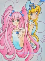 Pink and Sweet by kael1030