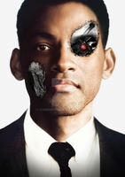 Will Smith Terminator by TheMonoTM