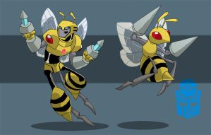 Bumblebeedrill by chief-orc