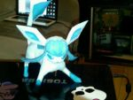 Glaceon Shiny by BlackRose8083
