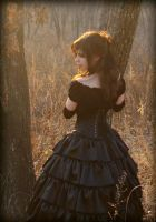 In the woods 5 by TrickyFairy