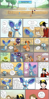 Kings and Pawns: A HGSS Nuzlocke - Page 41 by Parasols