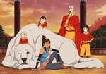 Legend of Korra by sbel02