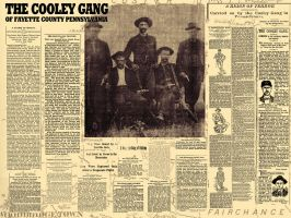 The Cooley Gang of Fayette County, PA by punkdaddy74