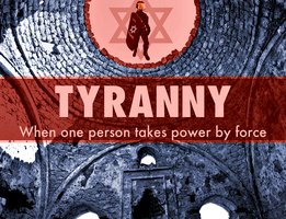 Tyranny-by-force-israel by LiquidSpace