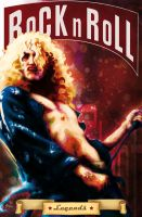 Robert Plant by RRLegends