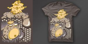 tees of talking to the moon by andreasardy