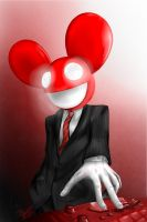 DeadMau5 by SamEvilconCarne