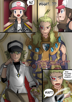 nXwhite doujin page32 by hikariangelove