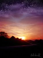 Day and Night by ad-shor