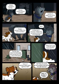 CC: Round 2 - Page 1 by SillyStell