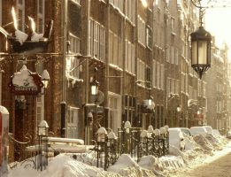 winter in Gdansk by mgv4