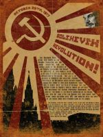 Bolshevik Revolution by DJarrett