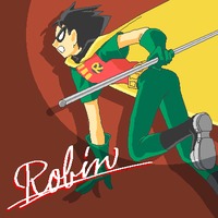 Robin by MakiHosaku