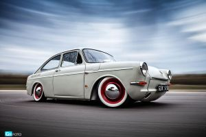 VW 1600TL rig by GIIFOTO