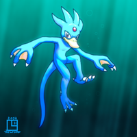 Pokeddexy Day 18 - Favorite Water-Type by LE-the-Creator