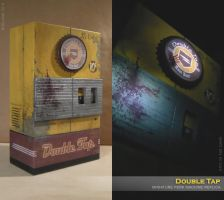 Double Tap Perk Machine Replica - Call of Duty by faustdavenport